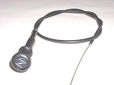 Classic Rover Mini Choke Cable 998 1987 - 1991 Discount Stock Clearance Sbf10027