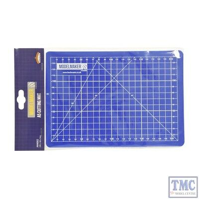 MM002 Bachmann Modelmaker A5 Cutting Mat