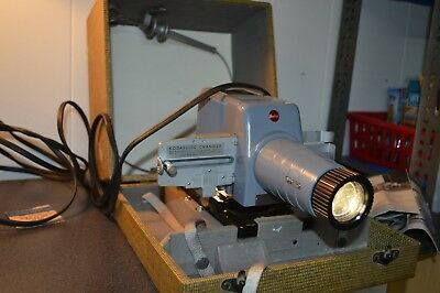 Vintage Kodak Kodaslide Projector Model 2A - Original Case