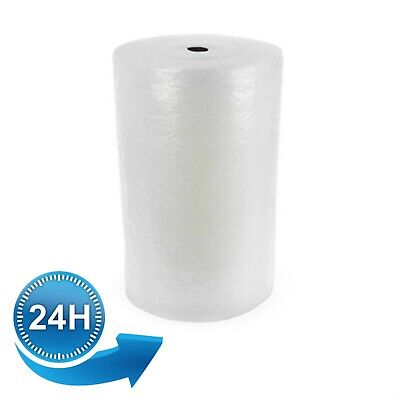 1 ROLL SMALL BUBBLE WRAP ROLL 1000mm WIDE x 100 METRES LONG PACKAGING CUSHIONING