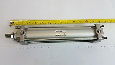 SMC CDA2B40-200 Pneumatic Cylinder 1.0MPa - Very Clean Used