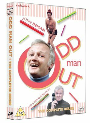 Odd Man Out - The Complete Series - John Inman (DVD) (New & Sealed)