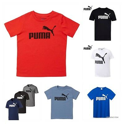 100X Wholesale Joblot Puma T Shirts Kids/Junior 4-20 Years.