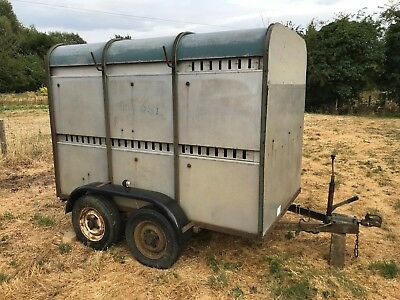 Livestock Trailer (Internal Measurements 7'8x4'7x5'6)