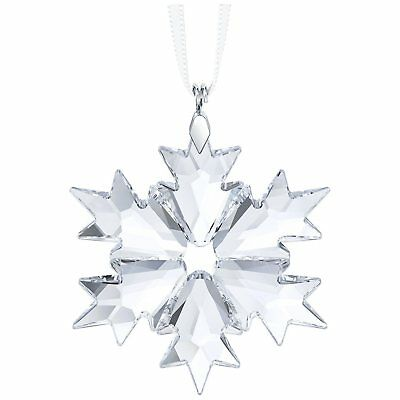 Swarovski Crystal 2018 LITTLE SNOWFLAKE  ORNAMENT 5349843