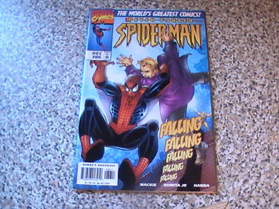 Peter Parker Spider-Man # 86  Nm