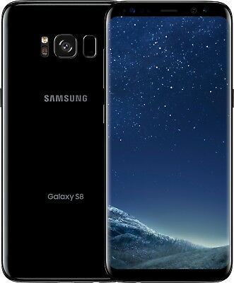 Samsung Galaxy S8+ Plus  64GB - Unlocked/Verizon/Sprint/AT&T/T-Mobile Smartphone