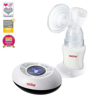 Nuby Natural Touch Digital Electric Breast Pump