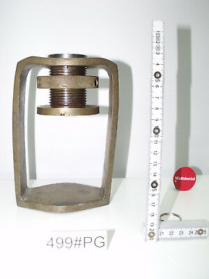 Küvettenbügel Made from Brass Cuvette Von Bego Nr.499 # Pg