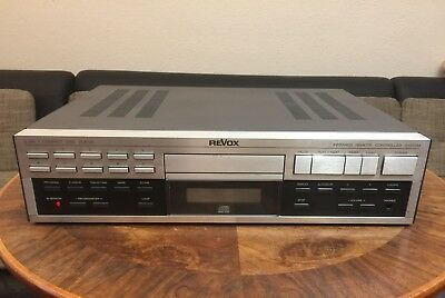 ReVox B 226 Compact Disc Player IR Remote Controlled System