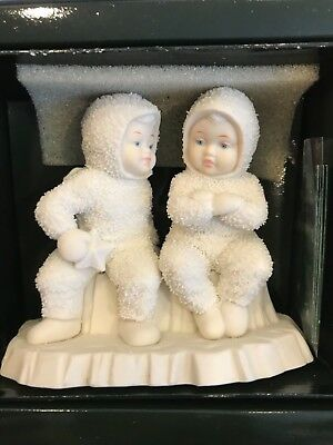 Snowbabies Dept 56- This Will Cheer You Up