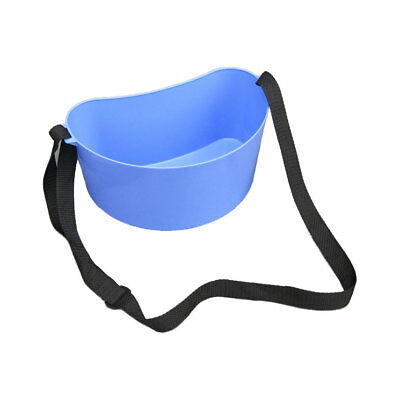 Plastic Fruit Picking Bucket with Strap | Cherry Picking Basket (3 in lot)