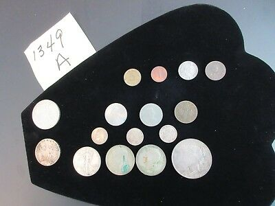 Miscellaneous U.S. and Foreign Coins.- LOT**1349A