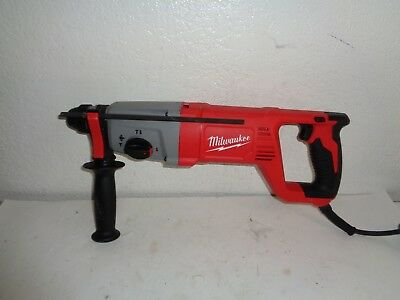 MILWAUKEE 1 in. SDS Plus D-Handle Rotary Hammer {5262-21}