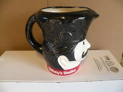 Gilbey's Vodka Russian Soldier Pitcher