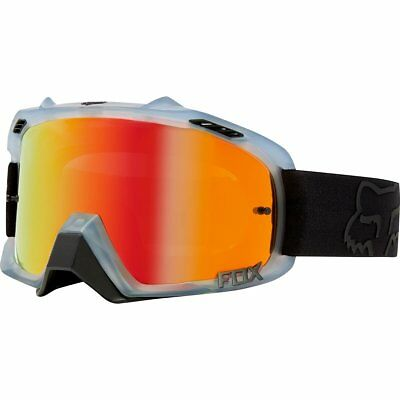 Fox Goggles Air Defence Krona, Black, dimensioni OS (j8t)