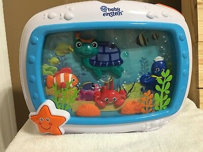 Mobile Baby Einstein 90609 Sea Dreams Soother music Neptune