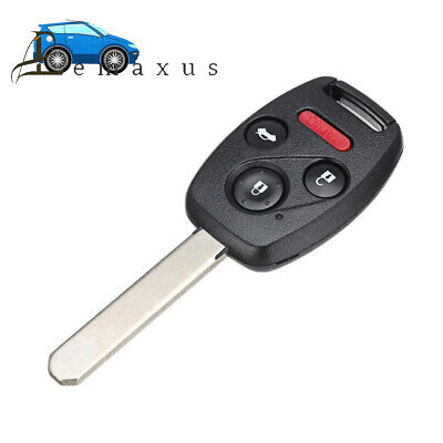 Keyless Entry Remote Key Fob Replacement for Honda Civic SI EX N5F-S0084A