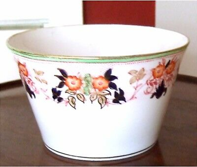 EARLY 1900s SUTHERLAND CHINA SUGAR BASIN - GREEN BORDER