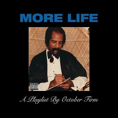Drake - More Life CD Mixtape