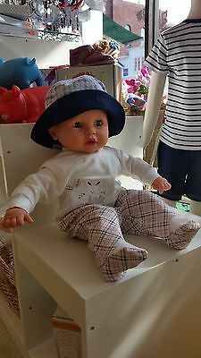 "24"" Child doll mannequin 3-6 month baby boy - great for kid's's closing stores"