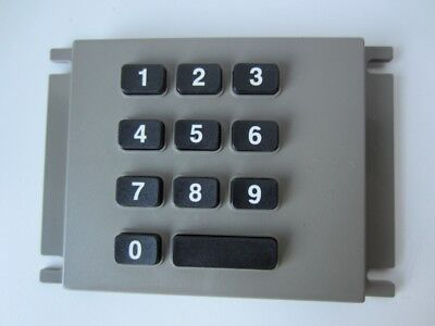 Diebold 19-019-062-001-A Keypad PIN Pad ATM Replacement Parts NEW *