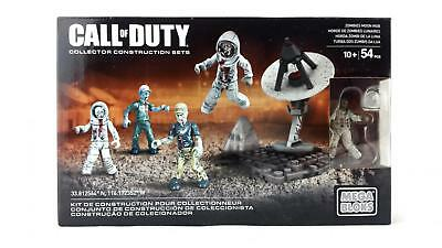 Spielset Mega Bloks Call of Duty Zombies Moon Mob Playset CNG79 25x15x5 cm