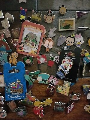 Disney Trading Pins Lot of 30 NO DUPLICATES!