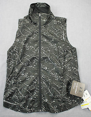 UNDER ARMOUR UA Storm 1 Womens Reflective Granite Camo Layered Up Vest NWT S $80