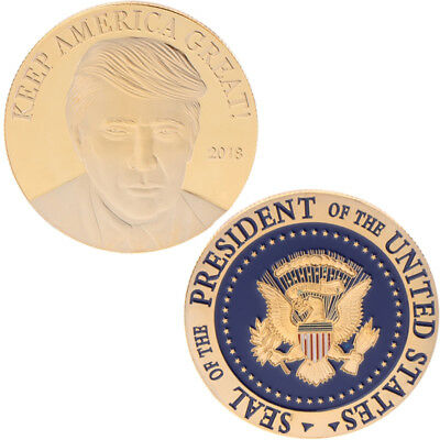 US American Predent Keep Great Commemorative Coin Collection Arts Gifts Souvenir