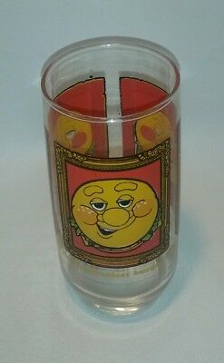 ☆ Vintage Burger King Collector Series 1979 Drinking Glass Burger Thing F/ship
