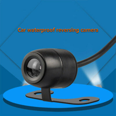 Waterproof CCD HD 170° CMOS Car Rearview Reverse Parking Camera 12V NTSC