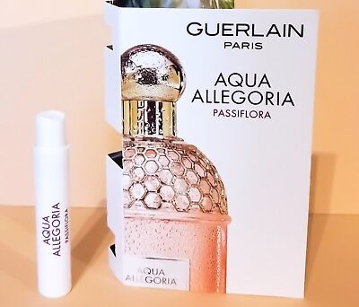 GUERLAIN Aqua Allegoria Passiflora Parfum Eau Toilette 0,7 ml Probe Mini Spray