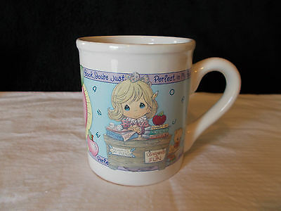 Precious Moments mug you're just perfect in my book