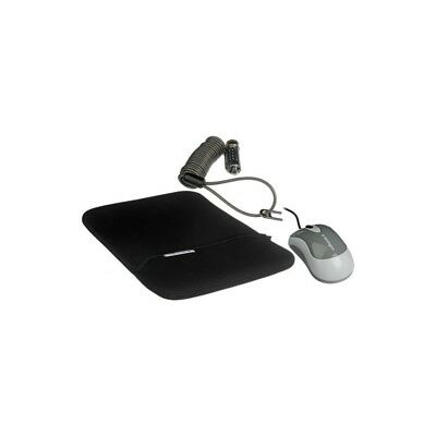 Kensington Essentials Kit for Netbooks with Mouse Security Laptop Lock + Sleeve