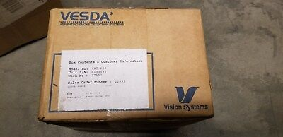 VESDA Xtralis VLC VRT-K00 Remote Display Module with No Relays - New Old Stock