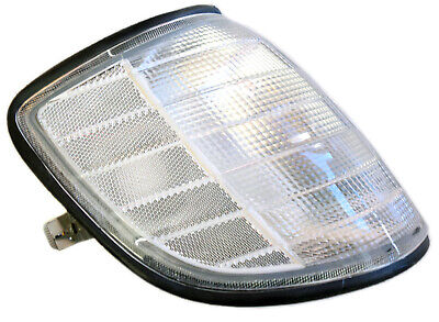 Mercedes Benz S Class W140 RH Clear Corner Indicator Light 1992-1995