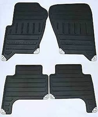 Range Rover Sport 2008-2013 All Weather Rubber Floor Mats Set of 4 Genuine New