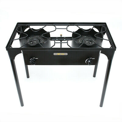 Large LPG Gas Burner Restaurant Catering Camping High Pressure Stove