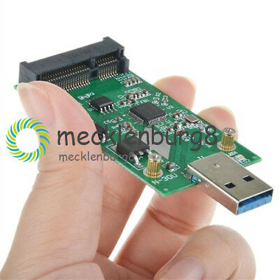 Data Transmission Link Adapters USB3.0 to mSATA Adapter Card