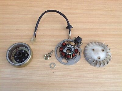 Vmoto JX50 Scooter Ignition Stator & Fly Wheel