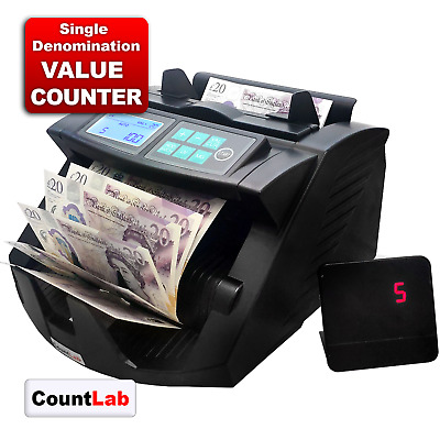 BNC100+ Bank Note Counter Automatic Fast Banknote Money Counting Machine