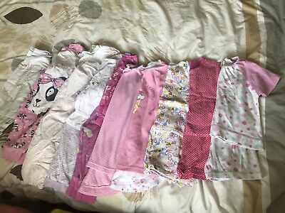Tu Girls Pj Bundle 12-18 Months