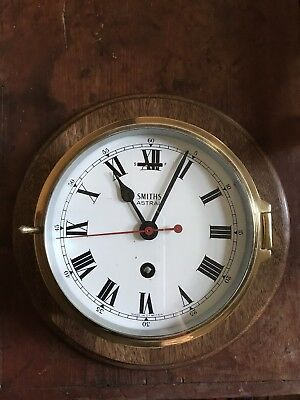 Smiths Astral Ships Clock