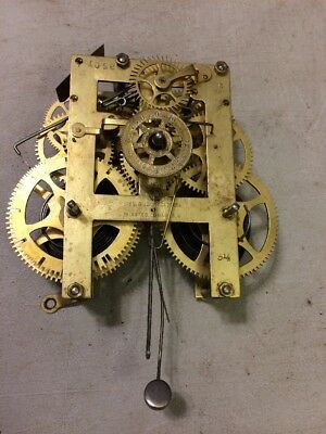 Gilbert Gingerbread / Parlor Clock Movement