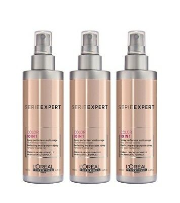 3 er Pack Loreal Vitamino Color A.OX 10 in 1, 190ML