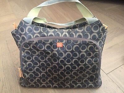 Pacapod Changing Bag in Charcoal