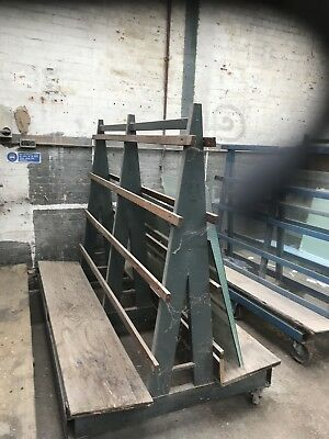 Material Glass / Door / Boards Factory Trolley 5 Available From Glazing Factory