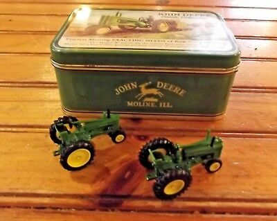 John Deere Classic Collection in Collectible Tin