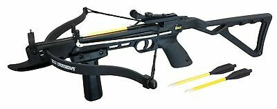 Bolt Crossbows The Seeker 80 Pound Self Cocking Crossbow Free Ship!